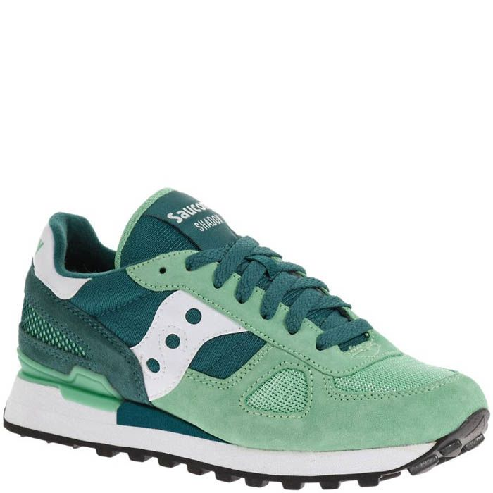 Цена Кроссовки Saucony SHADOW ORIGINAL Green Teal