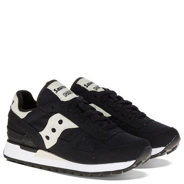 Украина Кроссовки Saucony Shadow Original Vegan Black