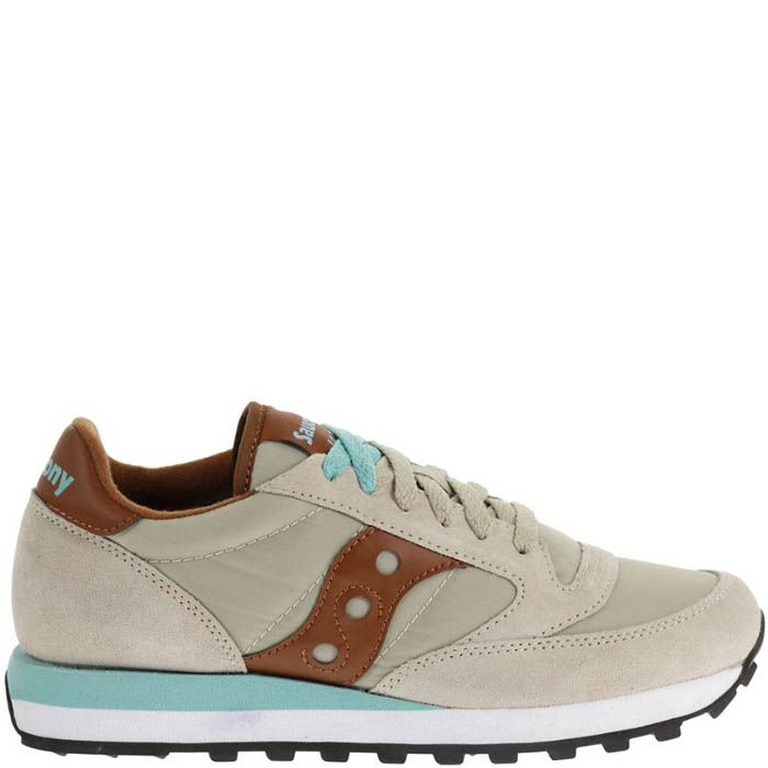 Купить Кроссовки Saucony Jazz Original Light Tan-Brown