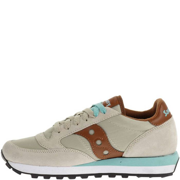 Заказать Кроссовки Saucony Jazz Original Light Tan-Brown