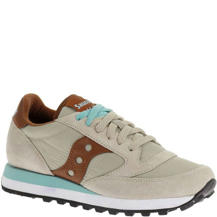 Цена Кроссовки Saucony Jazz Original Light Tan-Brown