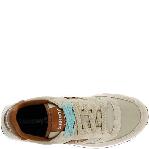 Киев Кроссовки Saucony Jazz Original Light Tan-Brown