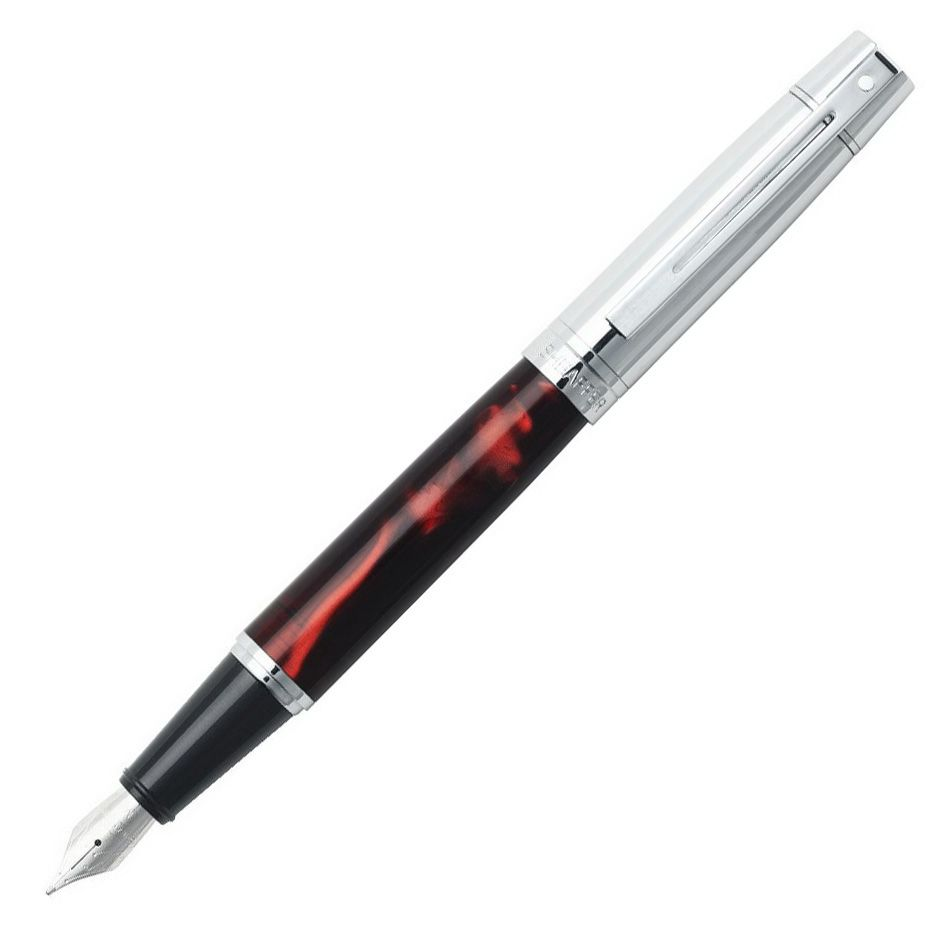 Купить Перьевая ручка Sheaffer Gift Collection 300 Chrome-Perle Red CT