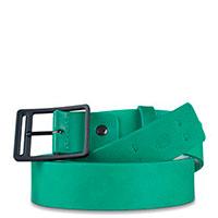 Мужской ремень Piquadro Pulse зеленого цвета , фото