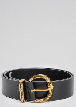 Женский ремень Twin-Set черного цвета, фото