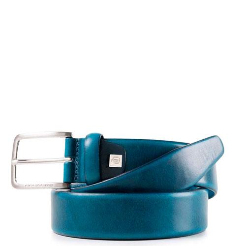 Ремень Piquadro C56 синего цвета, фото