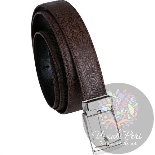 Ремень Dalvey Classic коричневый, фото