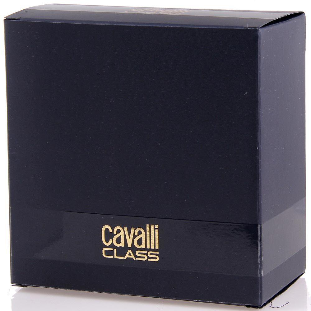 Ремень женский Cavalli Class кожаный белый с фактурой рептилии