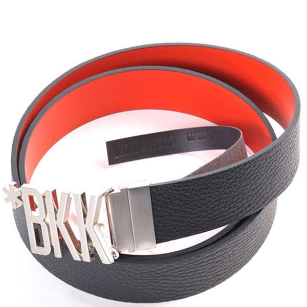 Двухсторонний ремень Bikkembergs с логотипом