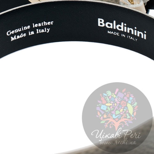 Ремень женский Baldinini цвета шампань, фото