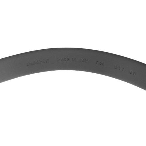 Ремень Baldinini из черной кожи, фото