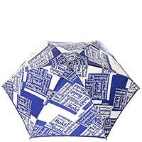 Механический зонт-мини Baldinini с логотипом, фото