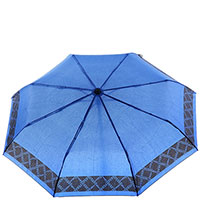 Мужской зонт-автомат Ferre синего цвета, фото