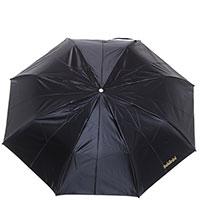 Мужской зонт-полуавтомат Baldinini черного цвета, фото