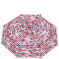 Женский механический зонт Baldinini серого цвета, фото