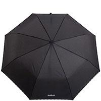 Мужской зонт-автомат Baldinini черного цвета, фото