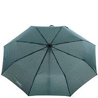 Мужской зонт-автомат Ferre зеленого цвета, фото