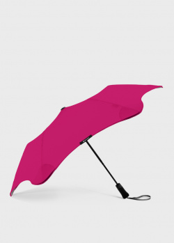 Складной зонт Blun Metro 2.0 розового цвета, фото