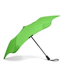 Зонт Blunt XS Metro лайм полуавтоматический в два сложения, фото