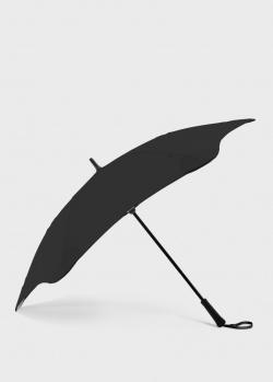 Зонт-трость Blun Classic 2.0 черного цвета, фото