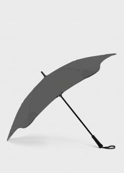 Зонт-трость Blun Classic 2.0 серого цвета, фото