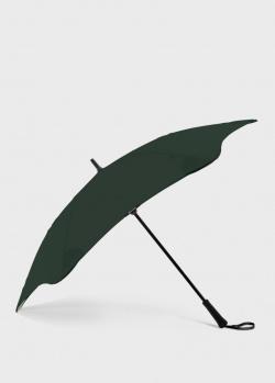 Зонт-трость Blun Classic 2.0 зеленого цвета, фото