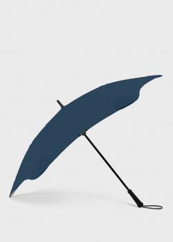 Зонт-трость Blun Executive синего цвета, фото