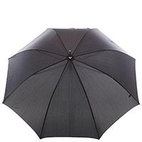 Зонт-трость Ferre черного цвета, фото