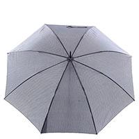 Зонт-трость Ferre полуавтомат серого цвета, фото