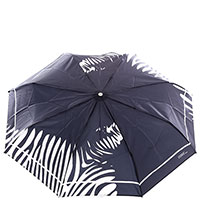 Складной зонт-автомат Ferre черного цвета, фото