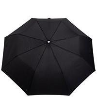 Зонт-полуавтомат Ferre Milano 73 черного цвета, фото