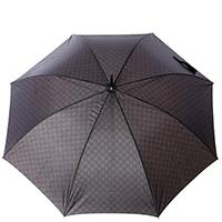 Зонт-трость Ferre GR-4 серого цвета, фото