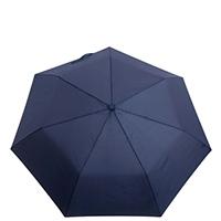 Зонт-автомат Ferre синего цвета , фото