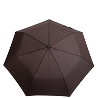 Складной зонт Ferre LA-223С коричневого цвета , фото