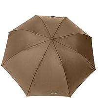 Складной зонт Ferre LA-365 серого цвета , фото