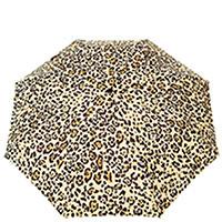 Складной зонт Ferre LA-367 желтого цвета с принтом, фото