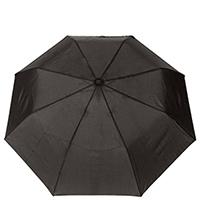 Зонт-полуавтомат Ferre черного цвета, фото