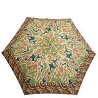 Механический зонт-мини Ferre Milano цвета хаки, фото