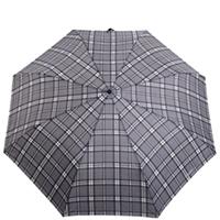 Зонт-автомат Ferre LA-5027 серого цвета, фото