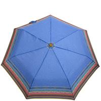 Зонт-автомат Ferre Milano синего цвета, фото