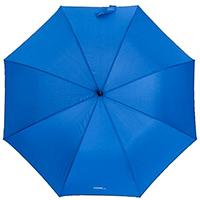 Зонт-трость Ferre синий полуавтомат, фото