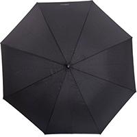 Зонт-трость Ferre черный полуавтомат, фото