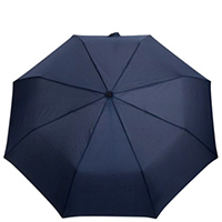 Зонт-автомат Ferre синего цвета, фото