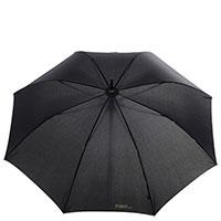 Мужской зонт-трость Ferre черного цвета, фото
