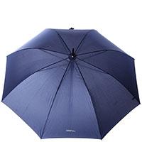 Мужской зонт-трость Ferre синего цвета, фото