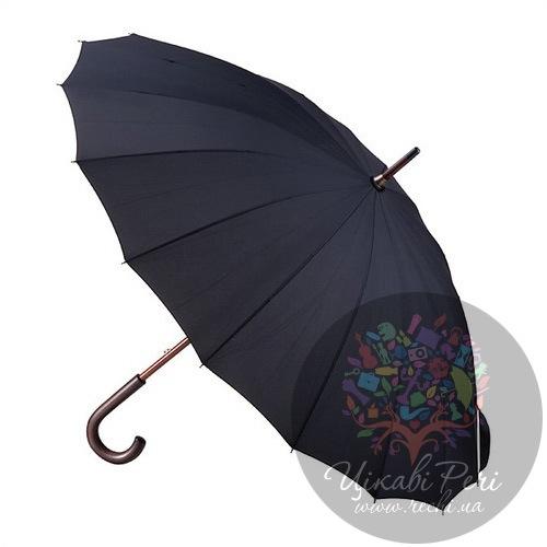 Зонт-трость Doppler с деревянной ручкой London, фото
