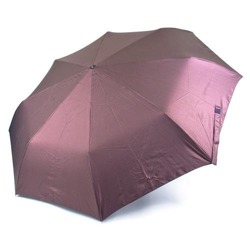 Женский автоматический зонт Три Слона фиолетовый, фото