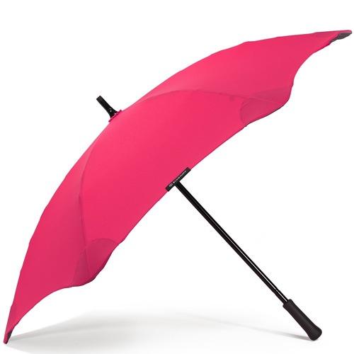 Зонт-трость Blunt Mini яркий розовый, фото
