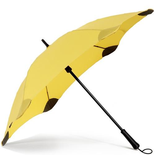 Зонт-трость Blunt Lite желтый, фото