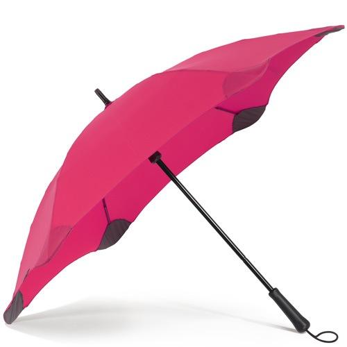 Зонт-трость Blunt Lite ярко-розовый, фото